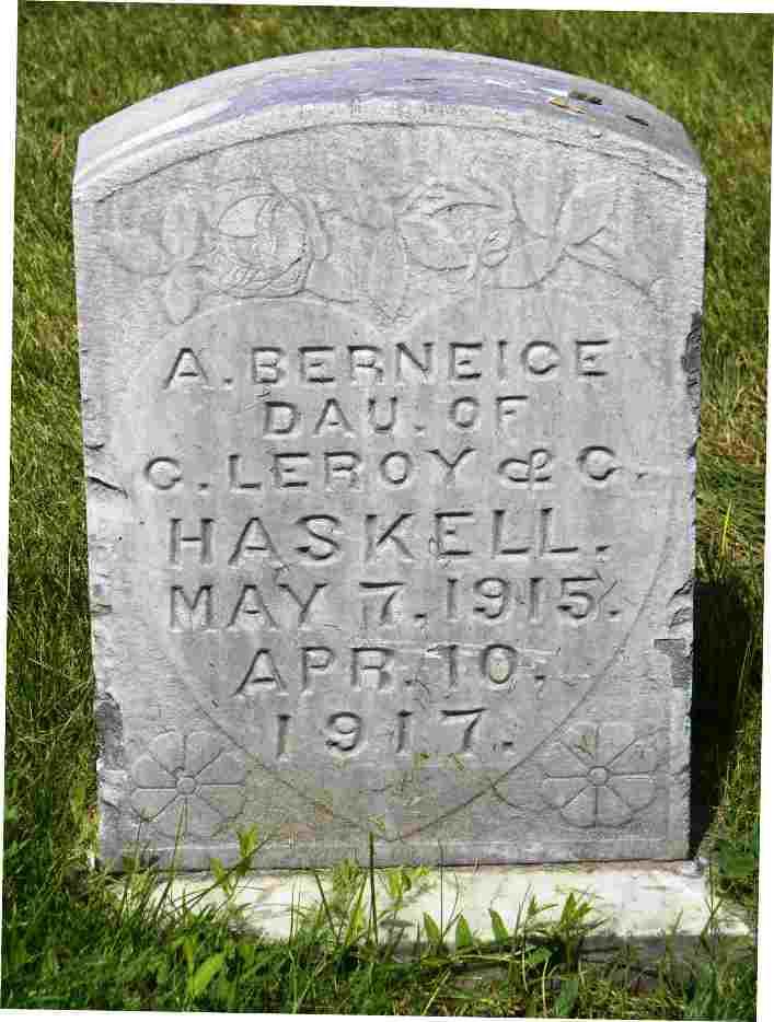 Annie B Haskell