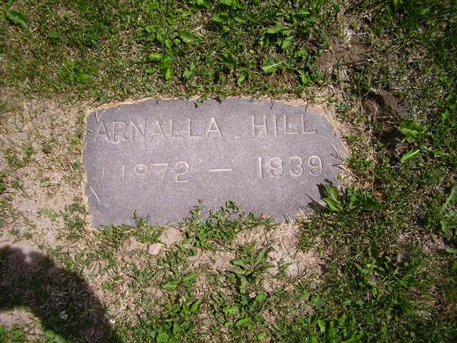Arnalla <i>Jacobs</i> Hill