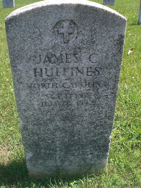 James C Huffines