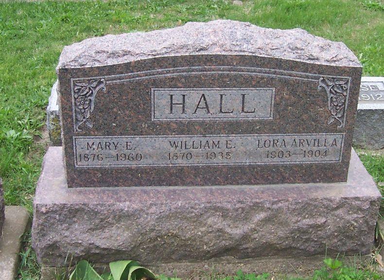 Mary Elizabeth <i>Mahoney</i> Hall