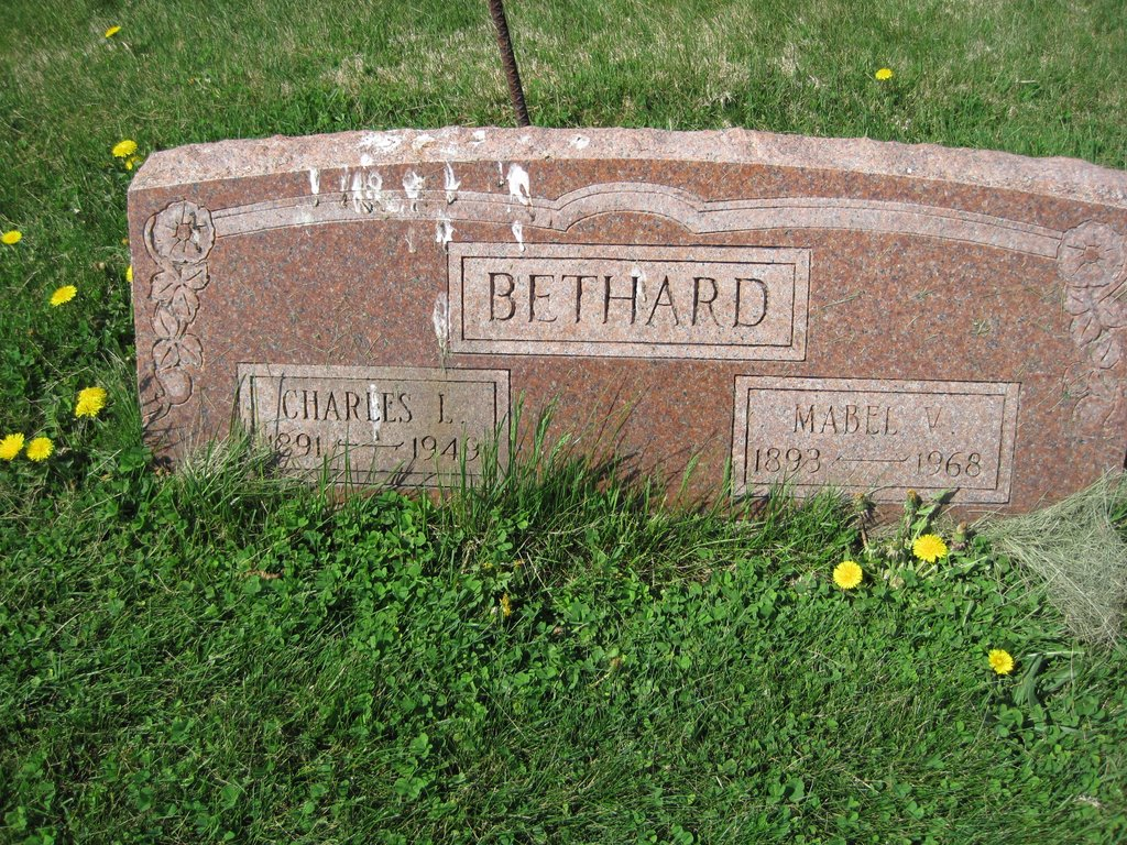 Mabel V Bethard