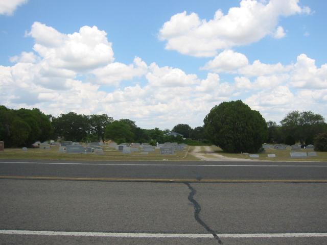 New IOOF Cemetery
