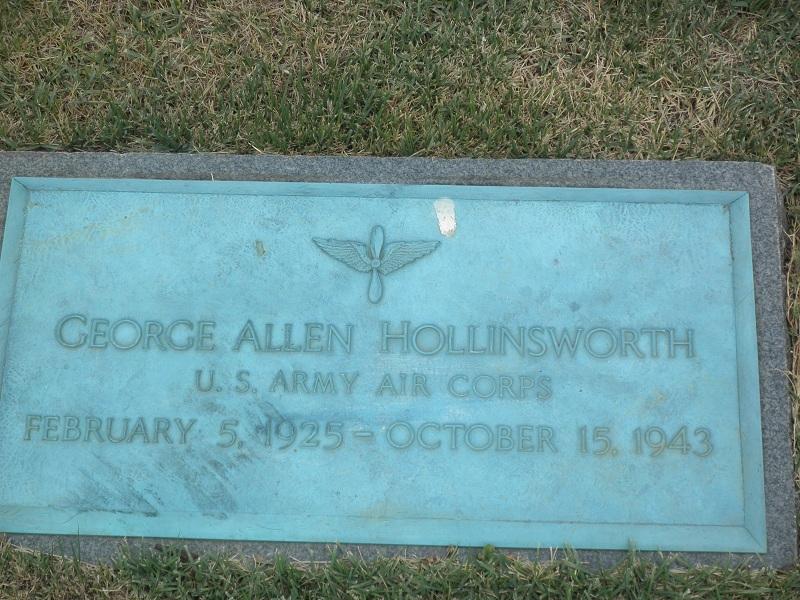 George Allen Jack Hollinsworth