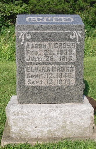 Elvira <i>Talkington</i> Cross