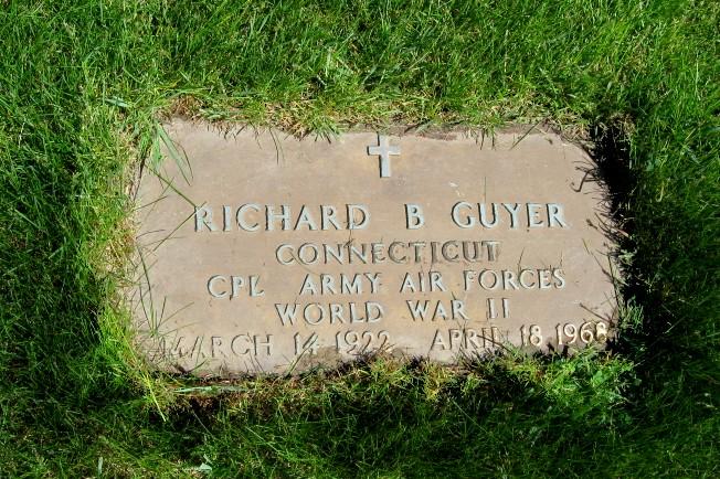 Richard Bennett Dick Guyer