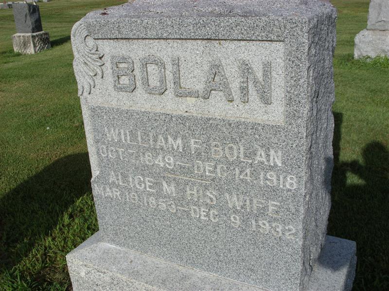 Alice M. Bolan
