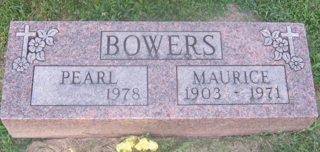 Pearl May Bowers