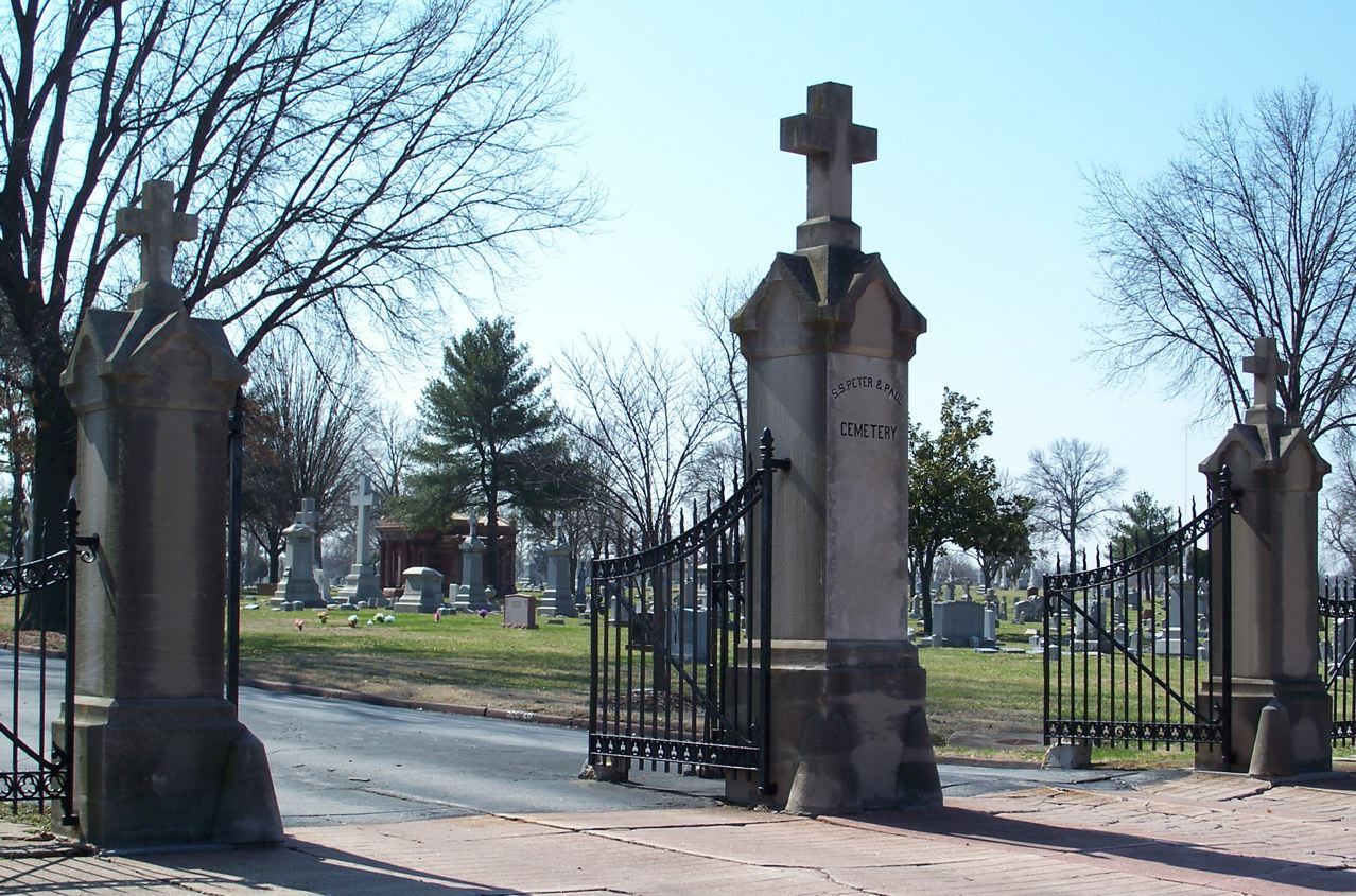 Saints Peter and Paul Catholic Cemetery (Old)