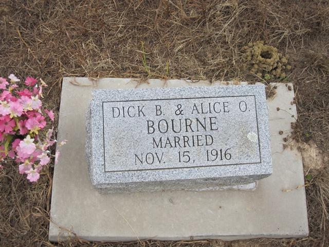 Alice O. <i>Ewell</i> Bourne
