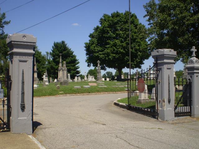 Saint Michael Cemetery