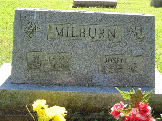 Joseph Enzeley Milburn