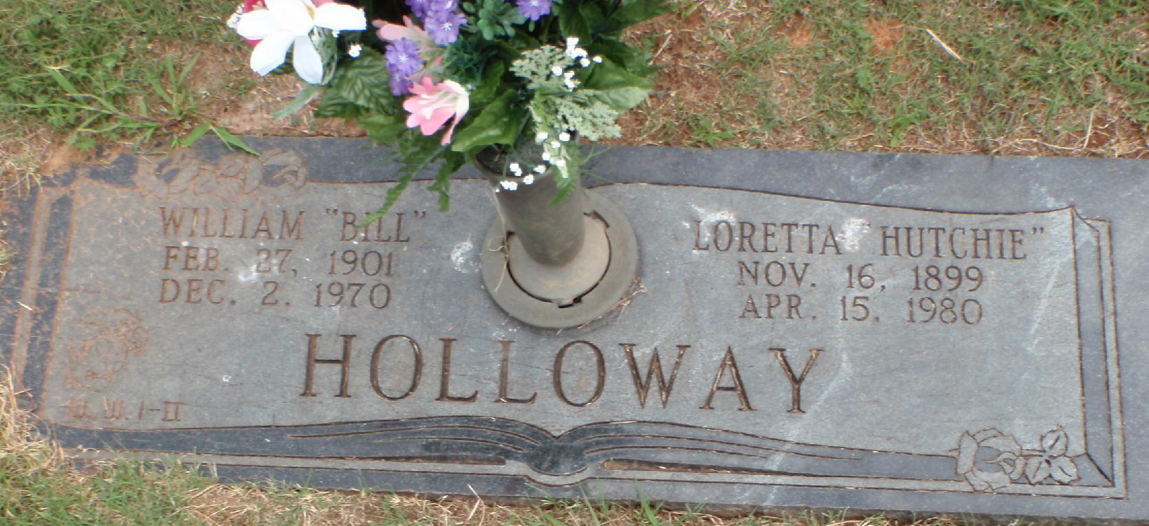 William Bill Holloway