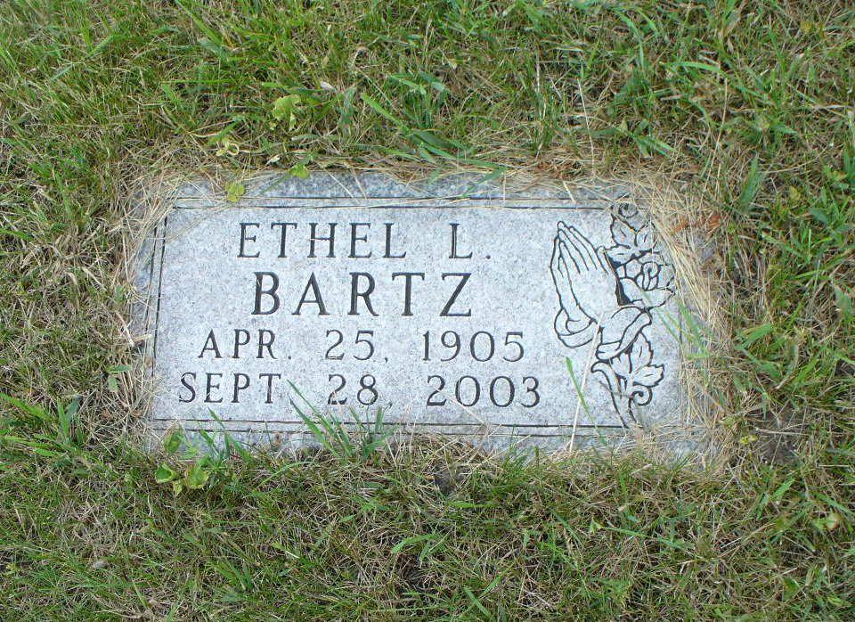 Ethel Luella Bartz