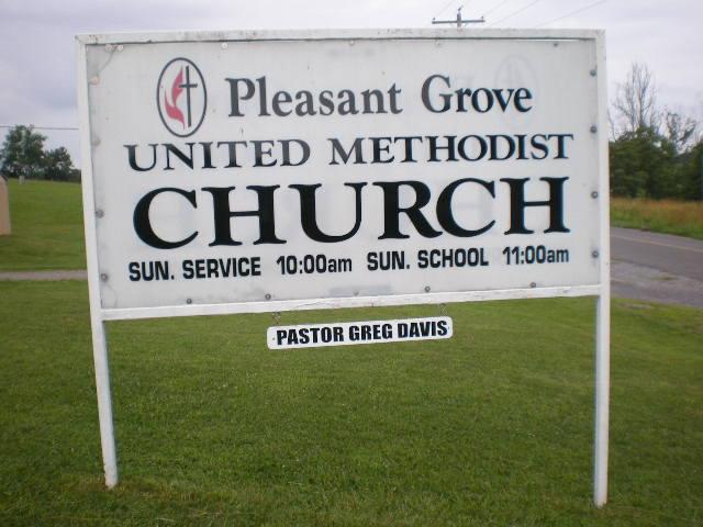 Pleasant Grove United Methodist Church Cemetery