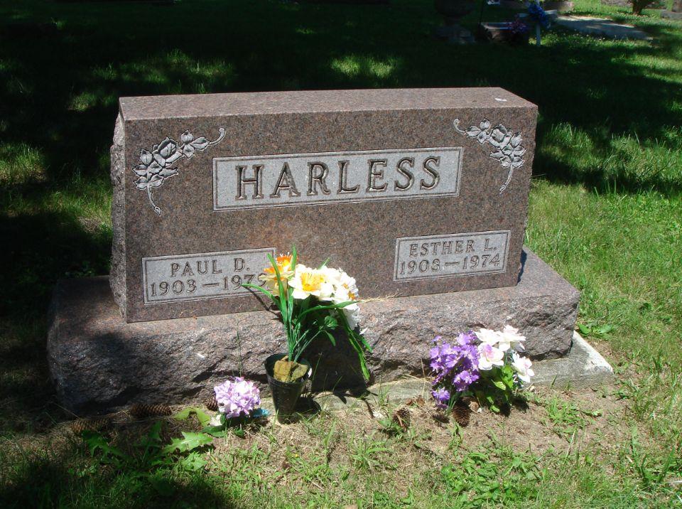 Paul Daniel Harless