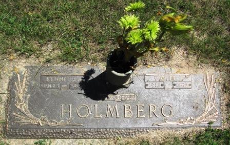 Kenneth A. Holmberg