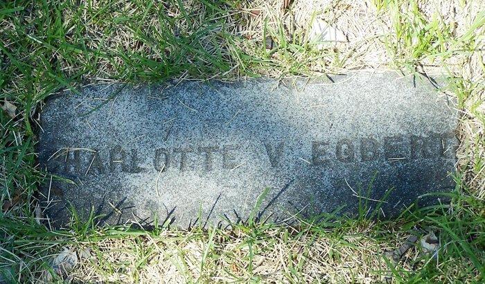 Charlotte Vivian Vi <i>Brown</i> Egbert