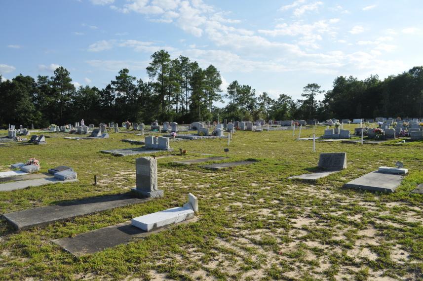 Little Flock Primitive Baptist Church Cemetery