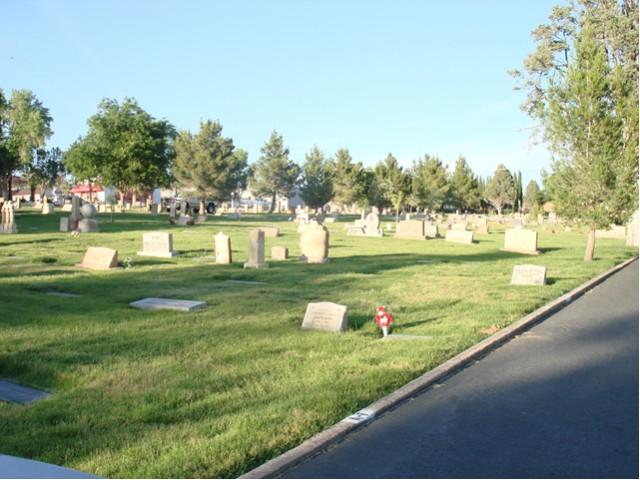 Saint George City Cemetery