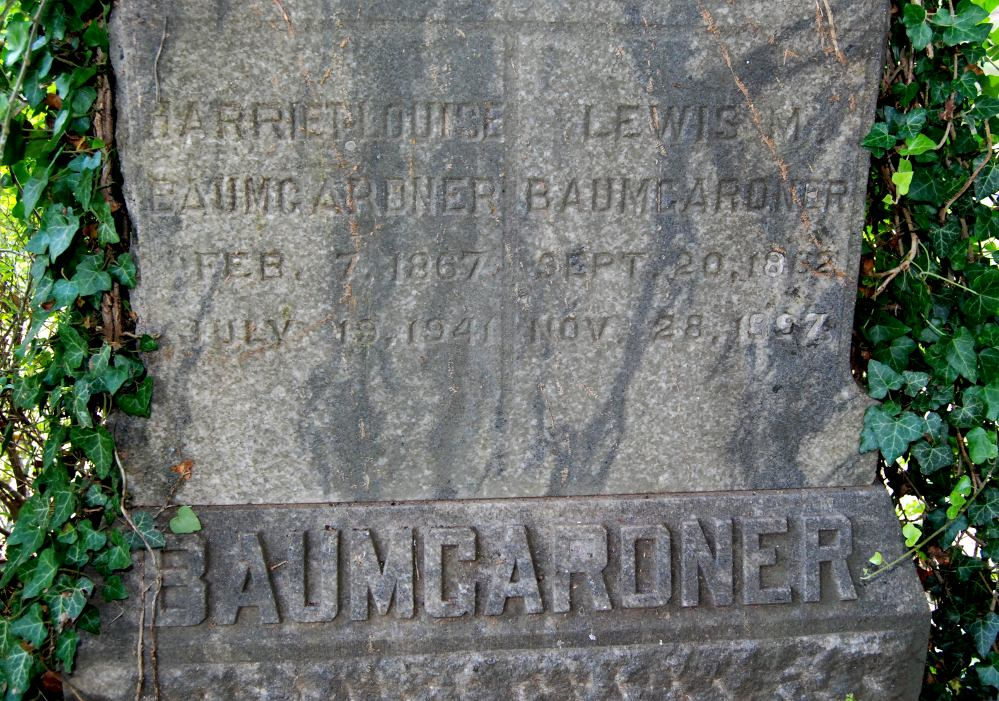 Harriet Louise <i>Dermid</i> Baumgardner