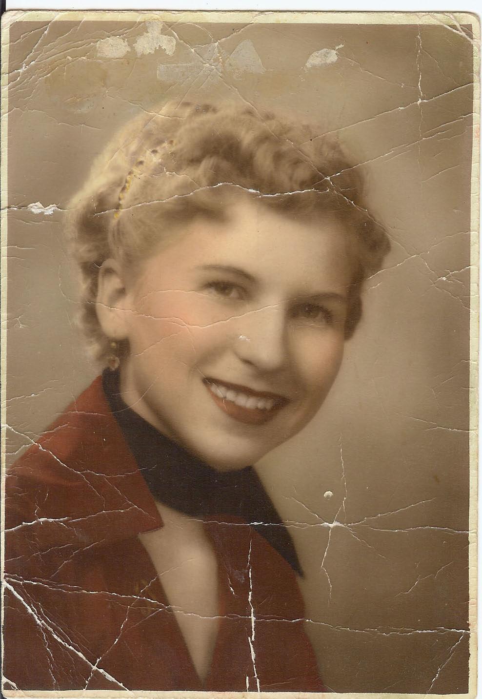 Barbara Joyce <i>Pierce</i> Adams