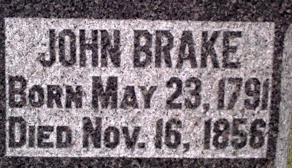 John Brake