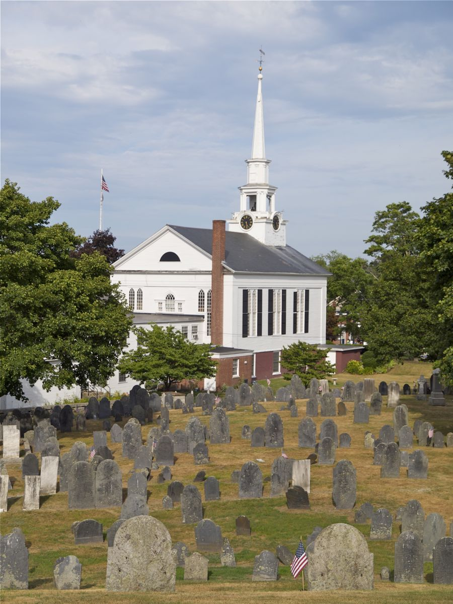 Forefathers Burial Ground