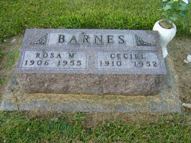 Ceciel Barnes