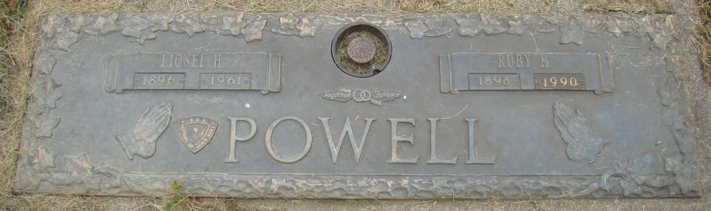 Ruby Mae <i>McDermott</i> Powell