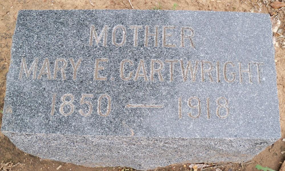 Mary E. Cartwright