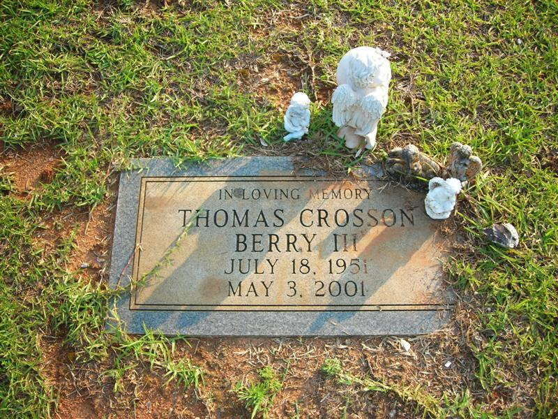 Thomas Crosson Berry, III