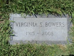 Hattie Virginia <i>Spence</i> Bowers