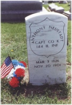 Capt Anthony Neustadt