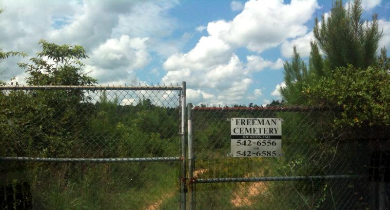 Freeman Cemetery in Arkansas - Find A Grave Cemetery