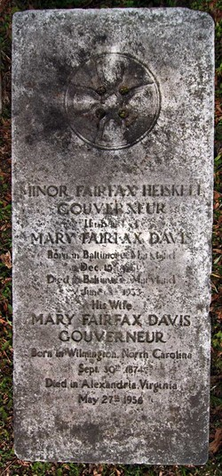 Minor Fairfax Heiskell Gouverneur