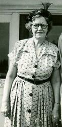 Martha Cora <i>Barngrover</i> Knowles