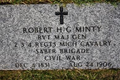 Robert Horatio George Minty