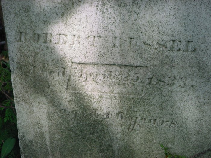 Mary <i>Anderson</i> Russell