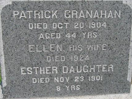 Esther Granahan