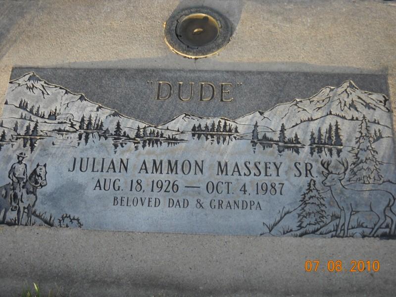 Julian Ammon Massey, Sr