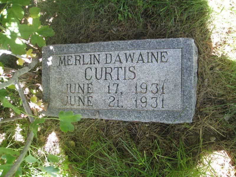 Merlin Dawaine Curtis