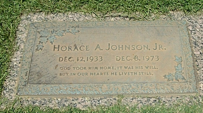 Horace A. Johnson, Jr