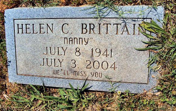 Helen C. Nanny Brittain