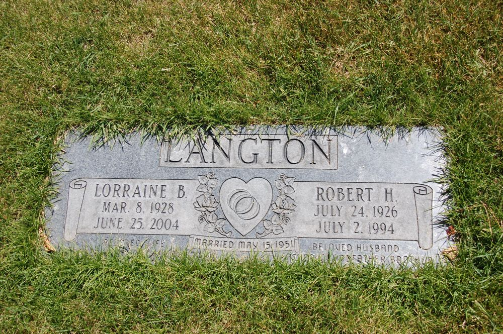 Lorraine LaPreal <i>Bray</i> Langton