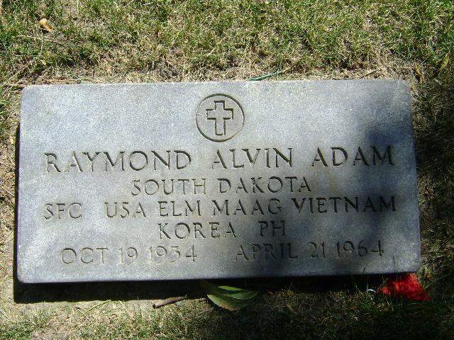 SFC Raymond Alvin Adam