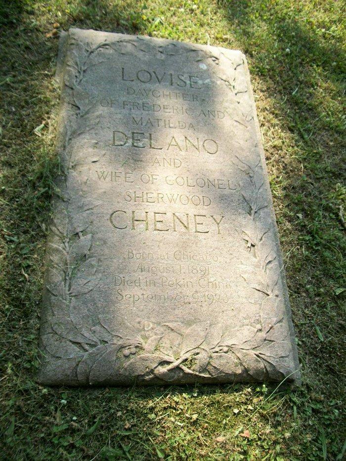 Louise <i>Delano</i> Cheney