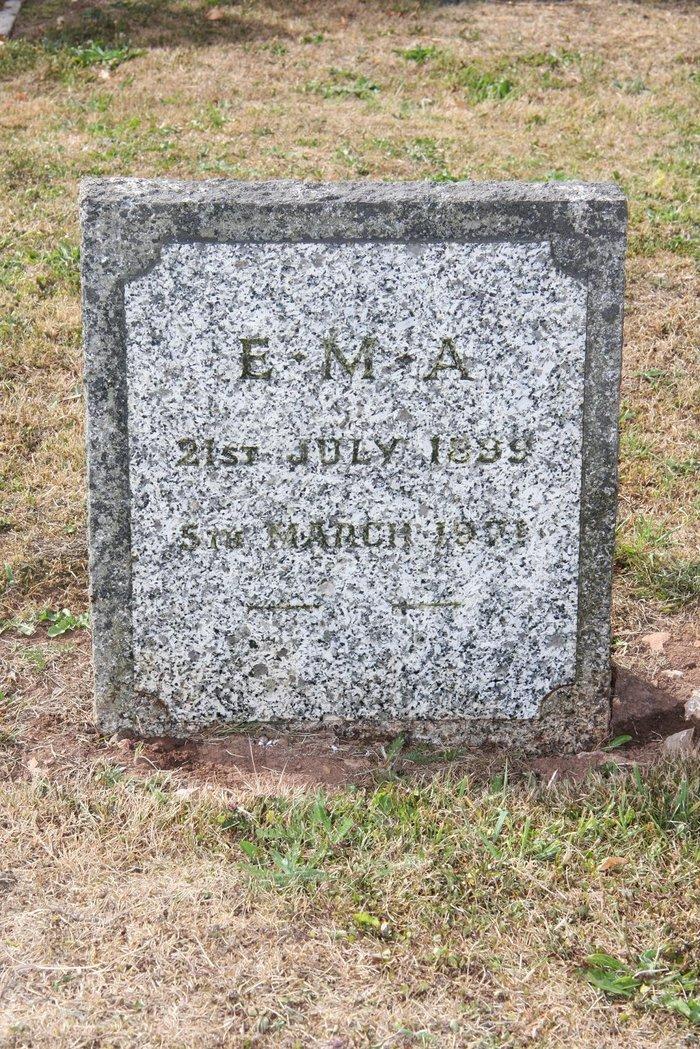 Edith Martha Almedingen