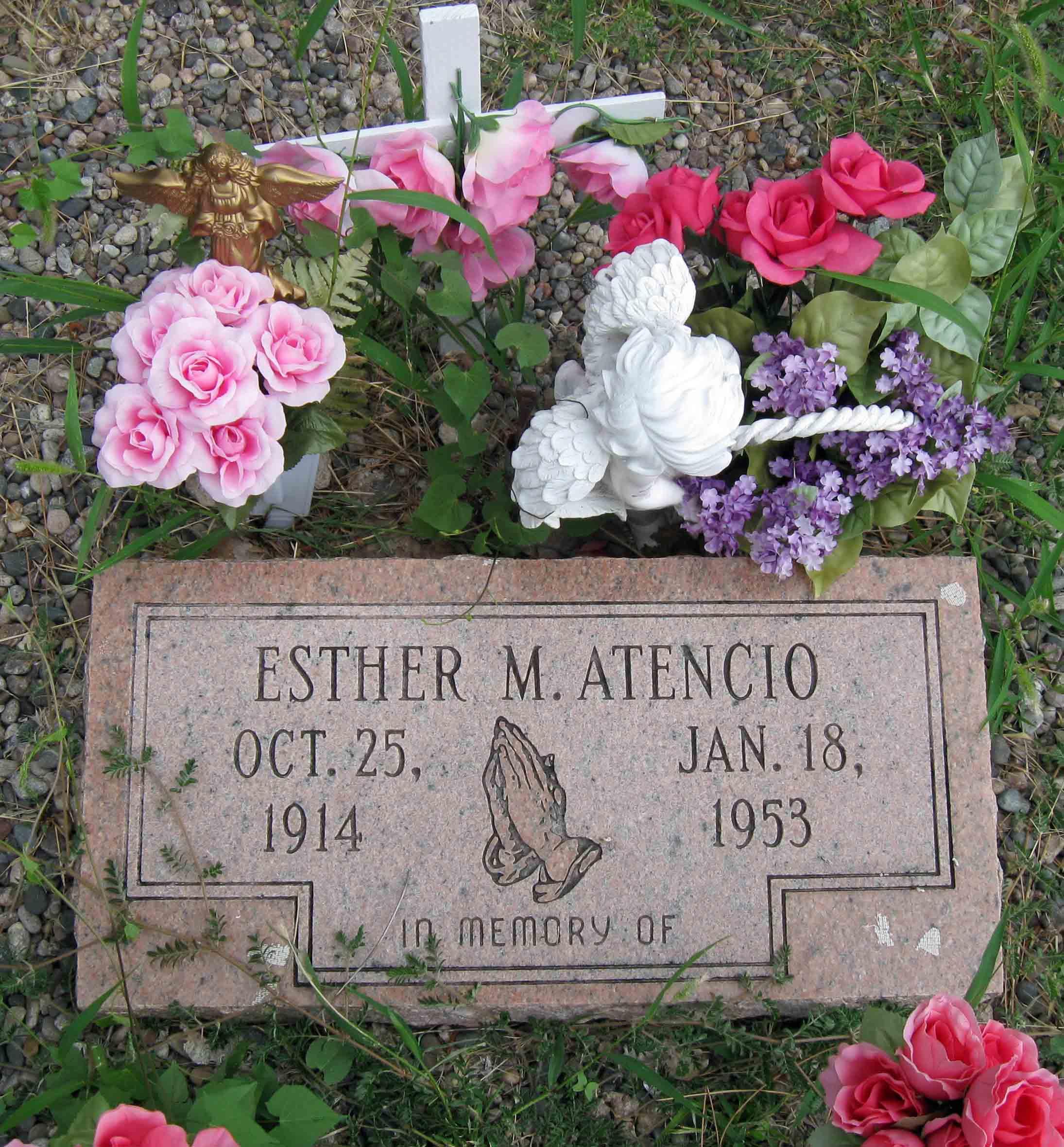 Esther M. Atencio
