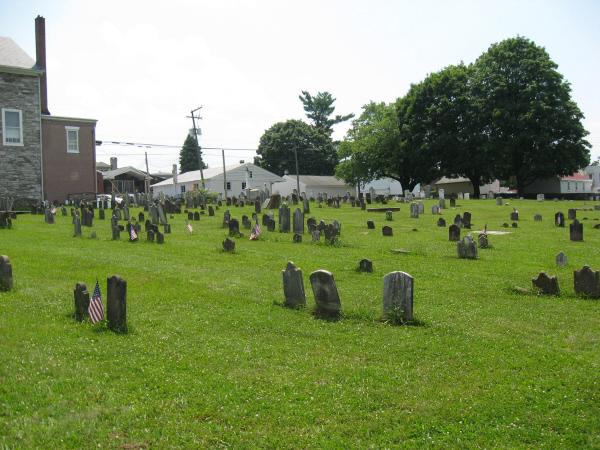 Hummel Memorial Cemetery