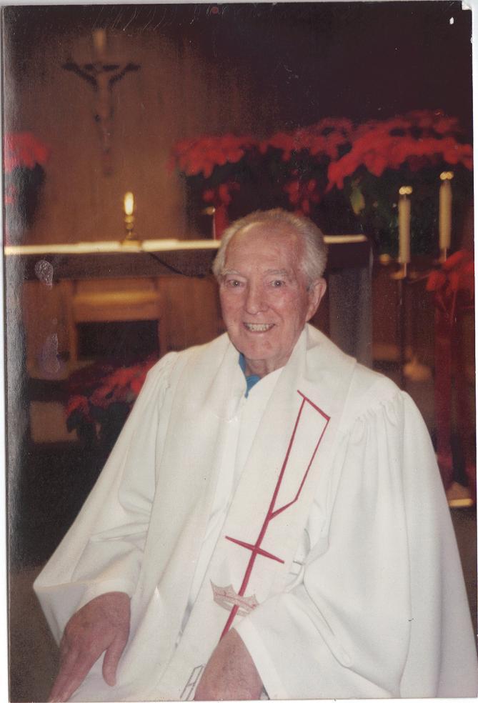 Rev John G Fr. Jack Toner